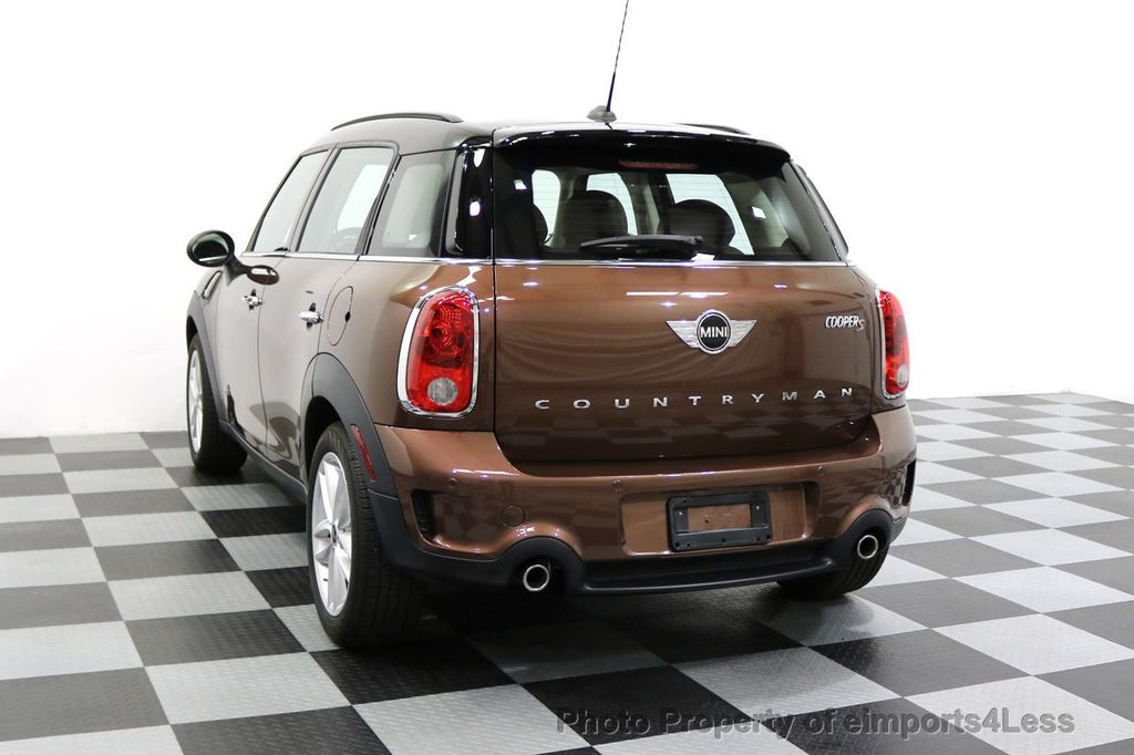 2014 MINI Cooper S Countryman CERTIFIED COOPER COUNTRYMAN S ALL4 AWD - 17736549 - 15
