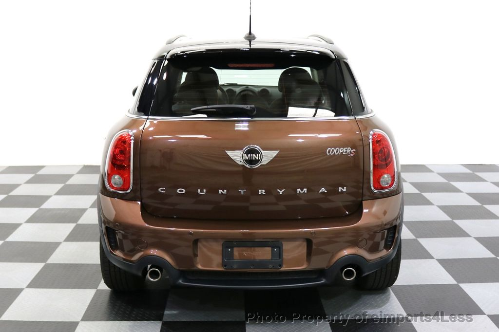 2014 MINI Cooper S Countryman CERTIFIED COOPER COUNTRYMAN S ALL4 AWD - 17736549 - 16