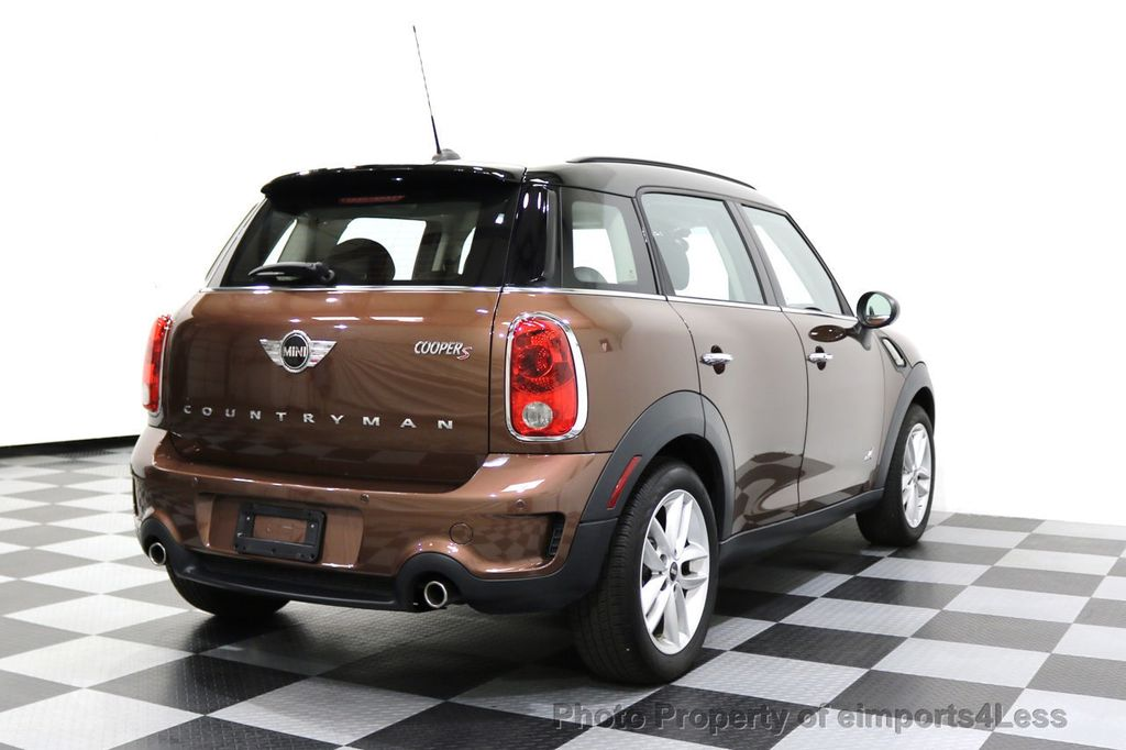 2014 MINI Cooper S Countryman CERTIFIED COOPER COUNTRYMAN S ALL4 AWD - 17736549 - 17