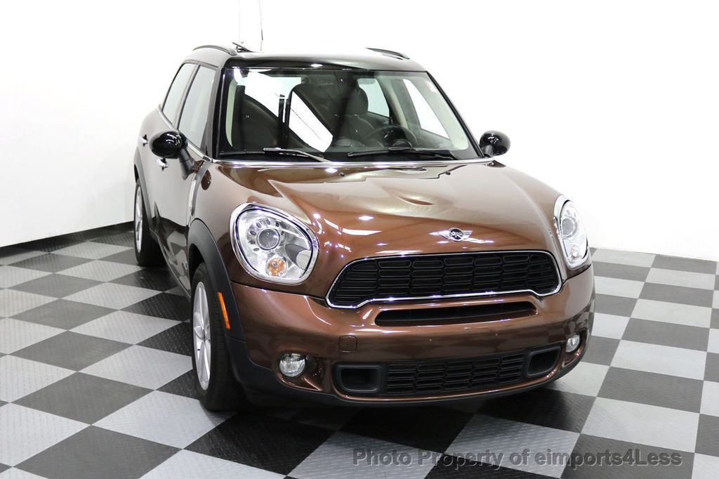 2014 MINI Cooper S Countryman CERTIFIED COOPER COUNTRYMAN S ALL4 AWD - 17736549 - 1