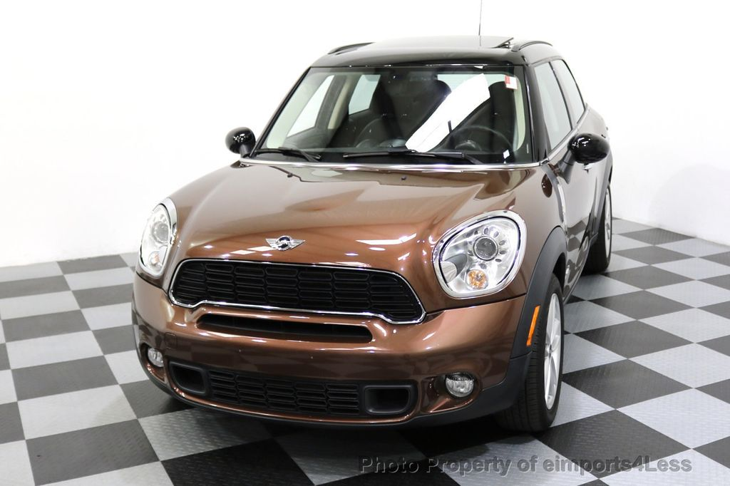 2014 MINI Cooper S Countryman CERTIFIED COOPER COUNTRYMAN S ALL4 AWD - 17736549 - 27