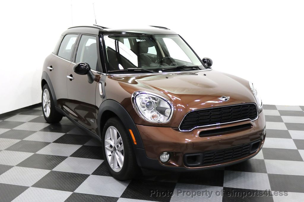2014 MINI Cooper S Countryman CERTIFIED COOPER COUNTRYMAN S ALL4 AWD - 17736549 - 28