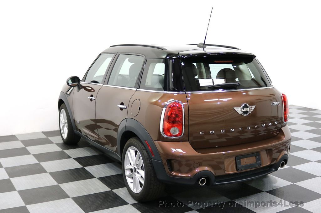 2014 MINI Cooper S Countryman CERTIFIED COOPER COUNTRYMAN S ALL4 AWD - 17736549 - 2