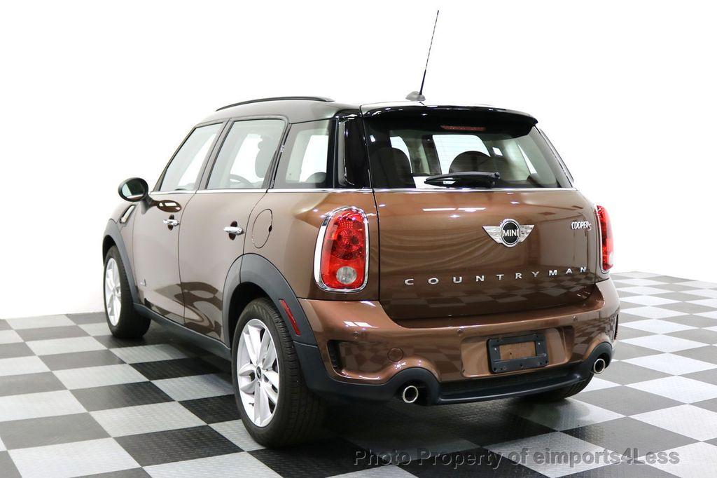 2014 MINI Cooper S Countryman CERTIFIED COOPER COUNTRYMAN S ALL4 AWD - 17736549 - 29