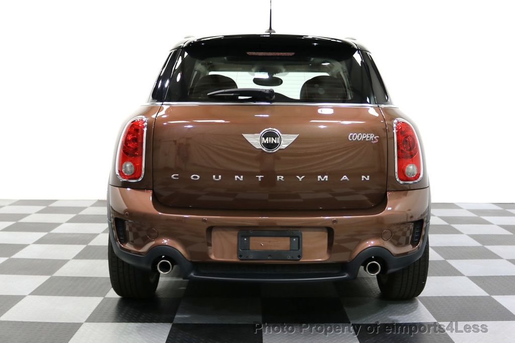 2014 MINI Cooper S Countryman CERTIFIED COOPER COUNTRYMAN S ALL4 AWD - 17736549 - 30