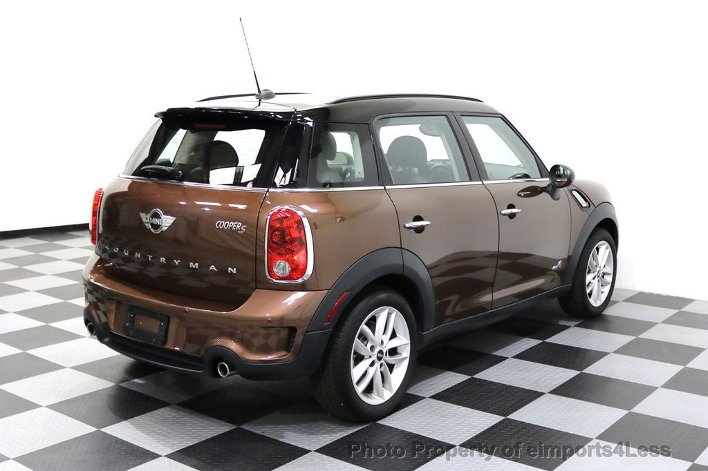 2014 MINI Cooper S Countryman CERTIFIED COOPER COUNTRYMAN S ALL4 AWD - 17736549 - 3