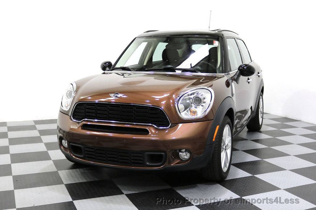2014 MINI Cooper S Countryman CERTIFIED COOPER COUNTRYMAN S ALL4 AWD - 17736549 - 43