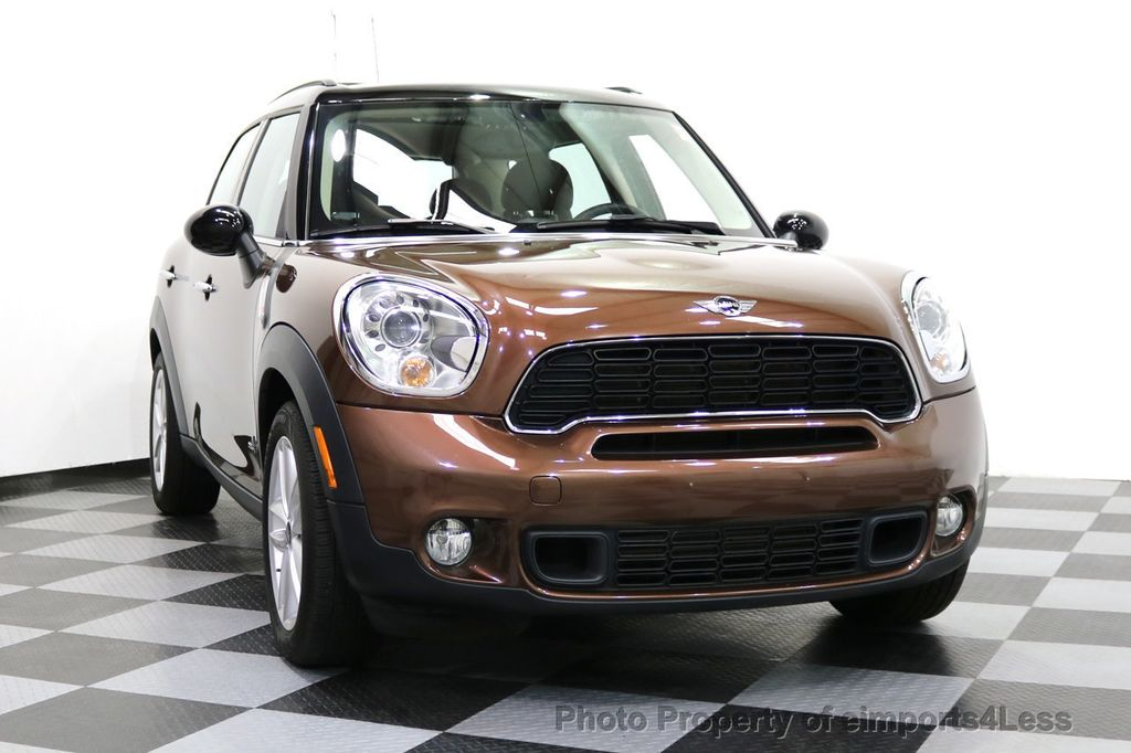 2014 MINI Cooper S Countryman CERTIFIED COOPER COUNTRYMAN S ALL4 AWD - 17736549 - 44