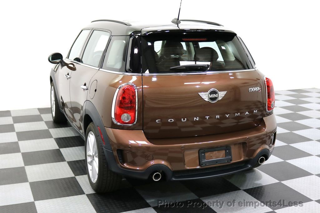 2014 MINI Cooper S Countryman CERTIFIED COOPER COUNTRYMAN S ALL4 AWD - 17736549 - 45
