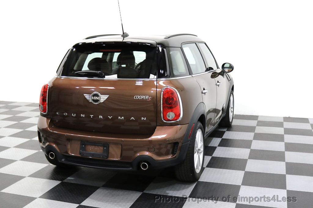 2014 MINI Cooper S Countryman CERTIFIED COOPER COUNTRYMAN S ALL4 AWD - 17736549 - 46