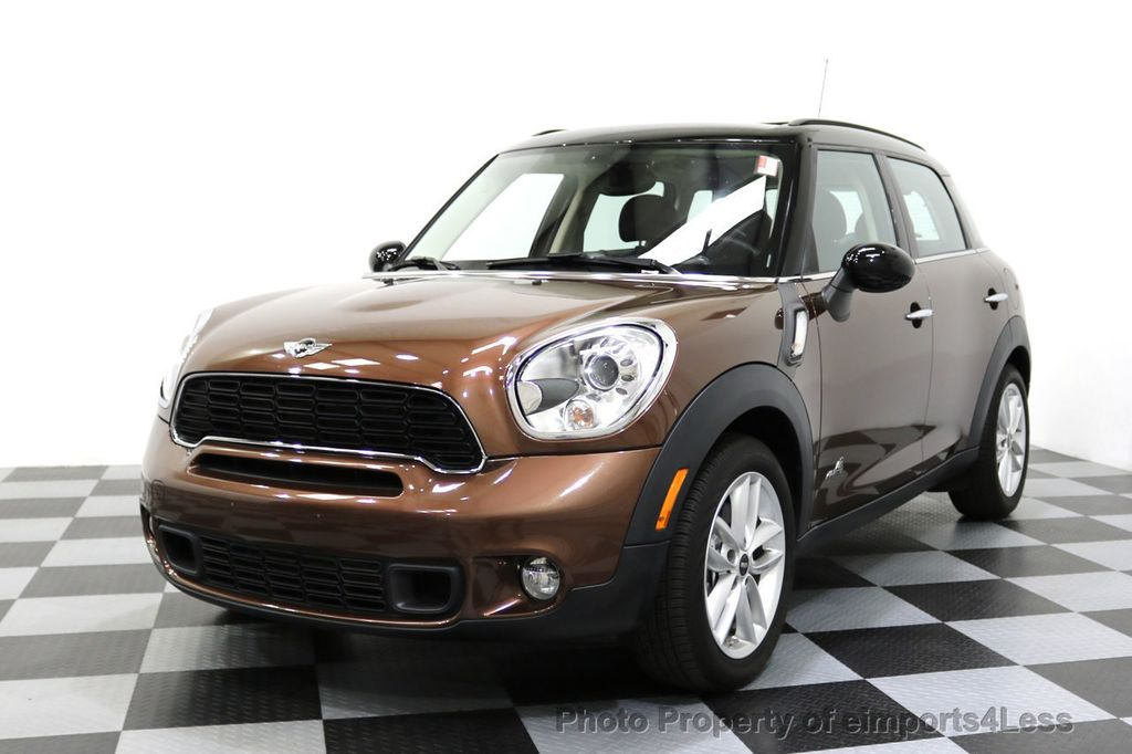 2014 MINI Cooper S Countryman CERTIFIED COOPER COUNTRYMAN S ALL4 AWD - 17736549 - 50