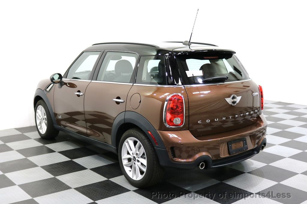 2014 MINI Cooper S Countryman CERTIFIED COOPER COUNTRYMAN S ALL4 AWD - 17736549 - 51