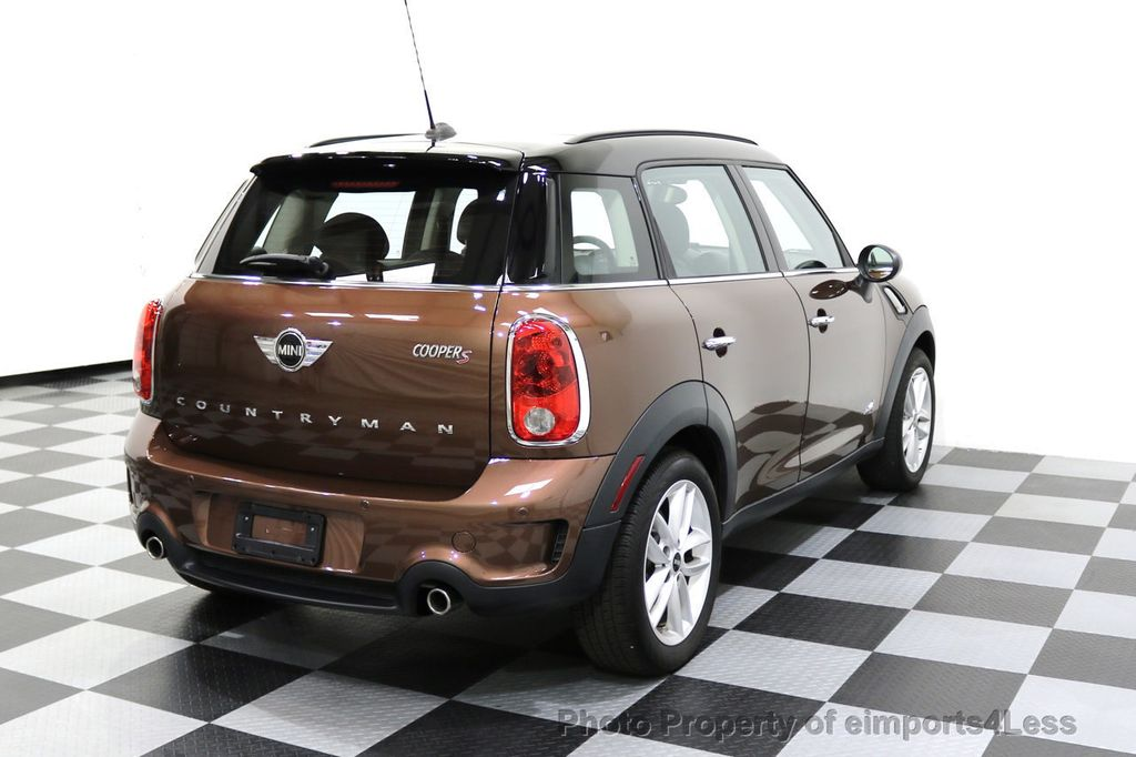 2014 MINI Cooper S Countryman CERTIFIED COOPER COUNTRYMAN S ALL4 AWD - 17736549 - 52