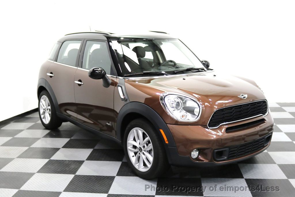 2014 MINI Cooper S Countryman CERTIFIED COOPER COUNTRYMAN S ALL4 AWD - 17736549 - 53
