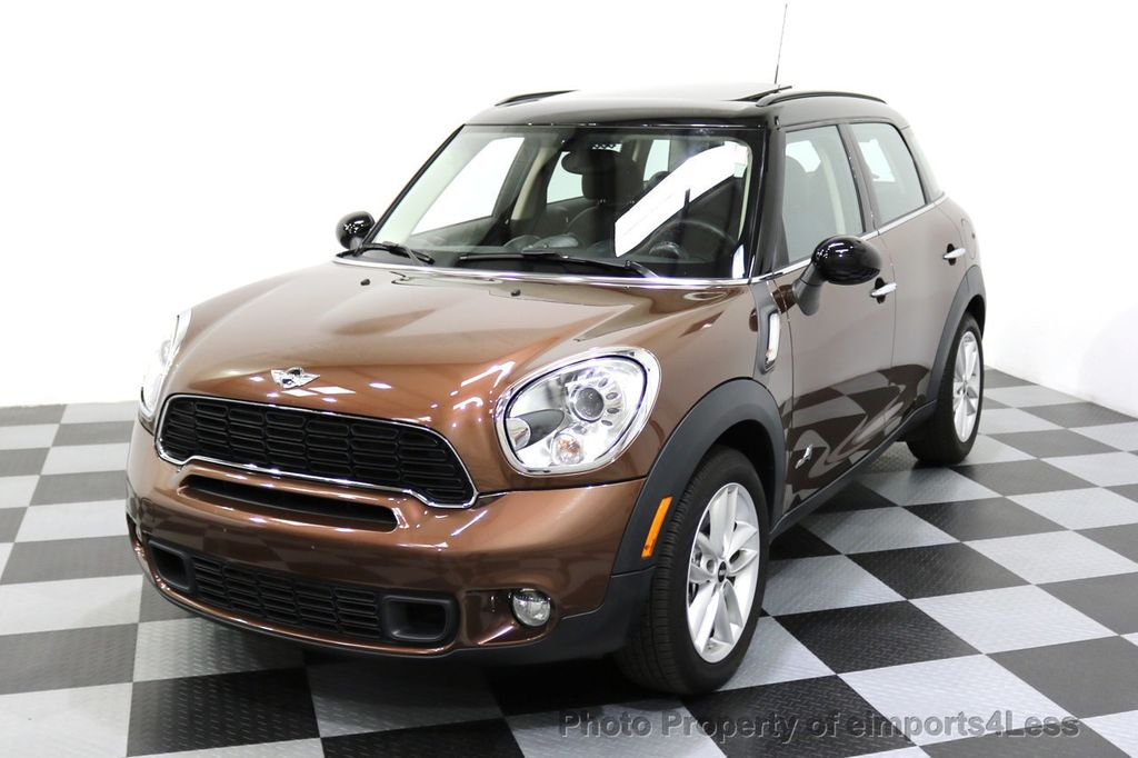 2014 MINI Cooper S Countryman CERTIFIED COOPER COUNTRYMAN S ALL4 AWD - 17736549 - 54