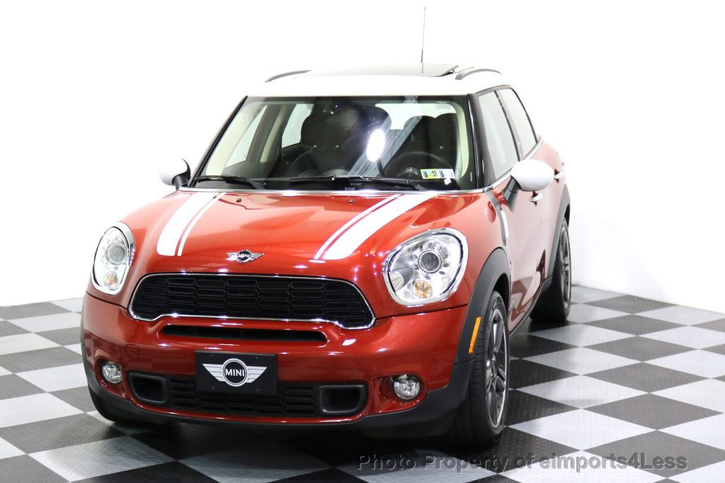 2014 MINI Cooper S Countryman CERTIFIED COUNTRYMAN S ALL4 AWD 6 SPEED NAVIGATION - 17245374 - 12