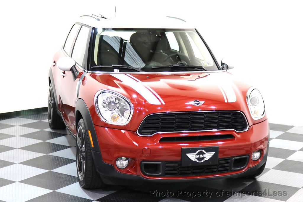 2014 MINI Cooper S Countryman CERTIFIED COUNTRYMAN S ALL4 AWD 6 SPEED NAVIGATION - 17245374 - 13