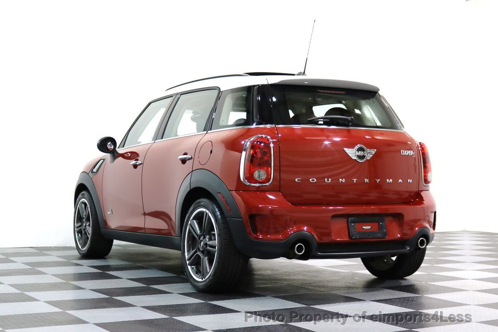 2014 MINI Cooper S Countryman CERTIFIED COUNTRYMAN S ALL4 AWD 6 SPEED NAVIGATION - 17245374 - 14