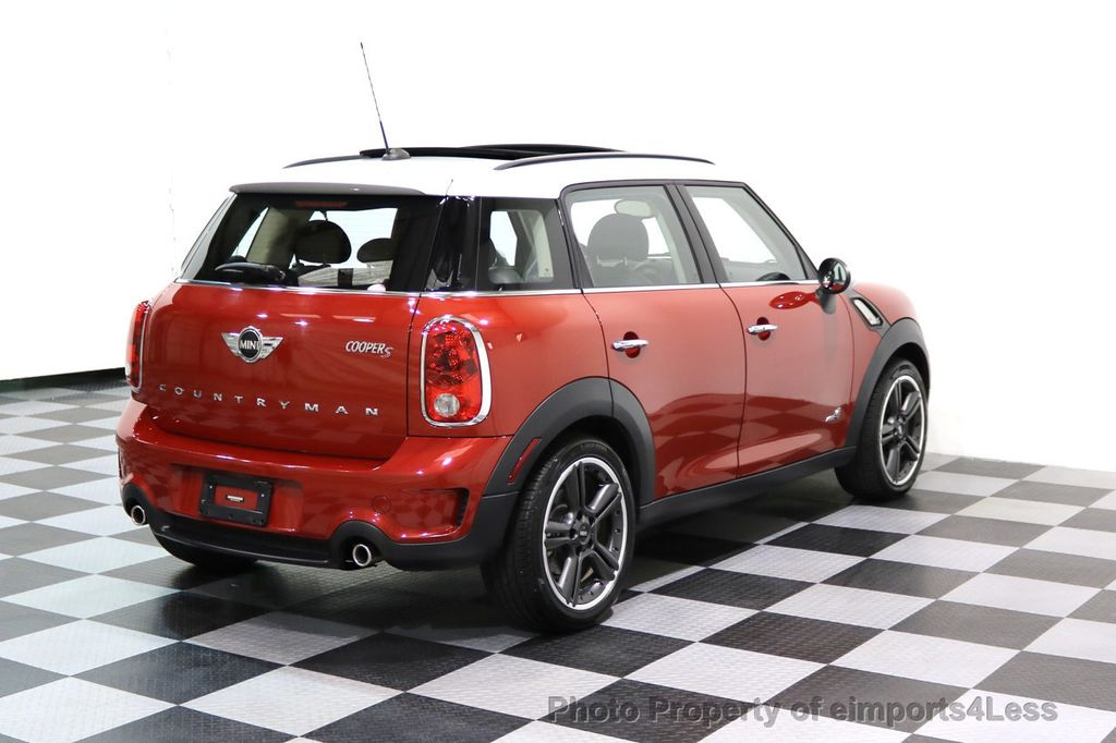 2014 MINI Cooper S Countryman CERTIFIED COUNTRYMAN S ALL4 AWD 6 SPEED NAVIGATION - 17245374 - 16