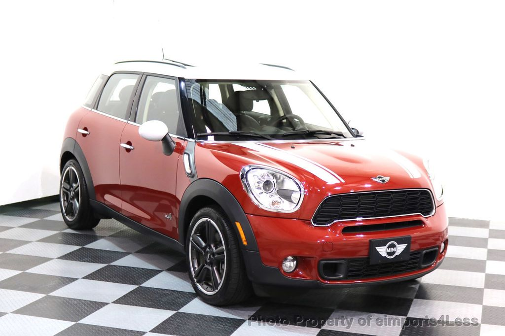 2014 MINI Cooper S Countryman CERTIFIED COUNTRYMAN S ALL4 AWD 6 SPEED NAVIGATION - 17245374 - 1