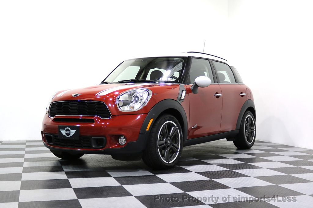 2014 MINI Cooper S Countryman CERTIFIED COUNTRYMAN S ALL4 AWD 6 SPEED NAVIGATION - 17245374 - 27