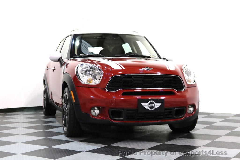 2014 MINI Cooper S Countryman CERTIFIED COUNTRYMAN S ALL4 AWD 6 SPEED NAVIGATION - 17245374 - 28