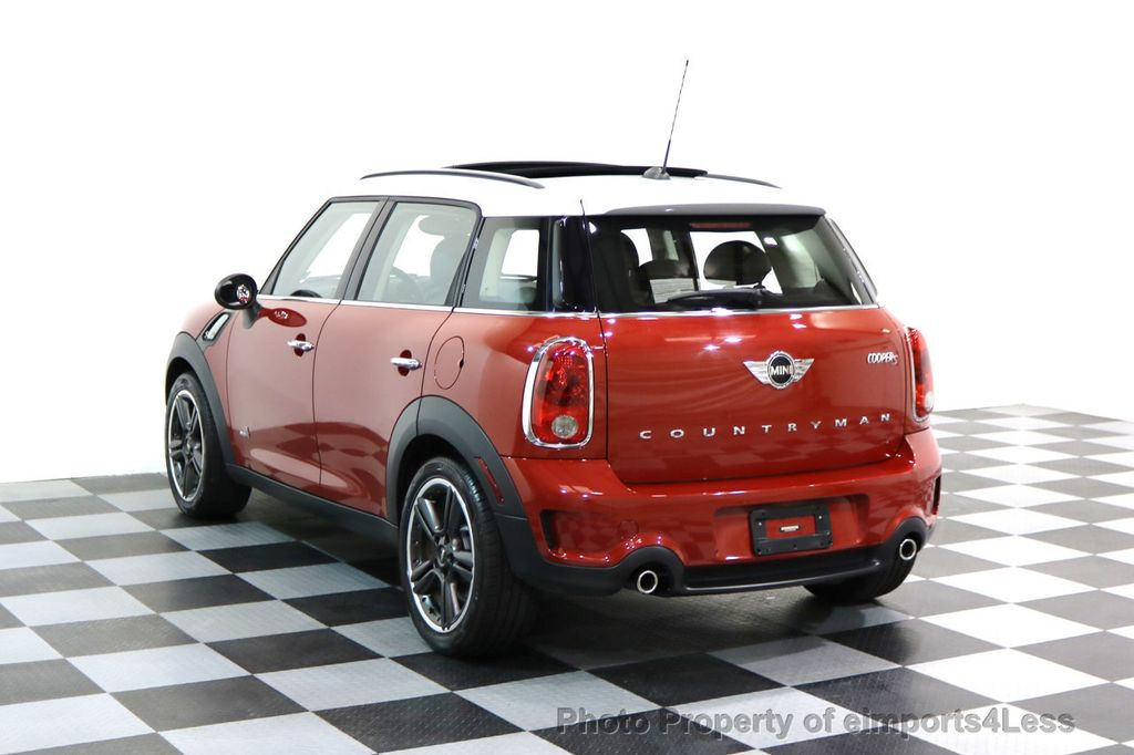 2014 MINI Cooper S Countryman CERTIFIED COUNTRYMAN S ALL4 AWD 6 SPEED NAVIGATION - 17245374 - 29