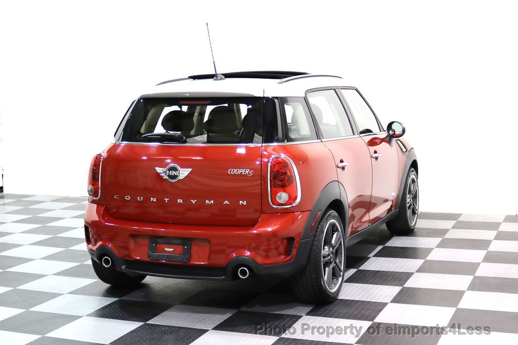 2014 MINI Cooper S Countryman CERTIFIED COUNTRYMAN S ALL4 AWD 6 SPEED NAVIGATION - 17245374 - 3