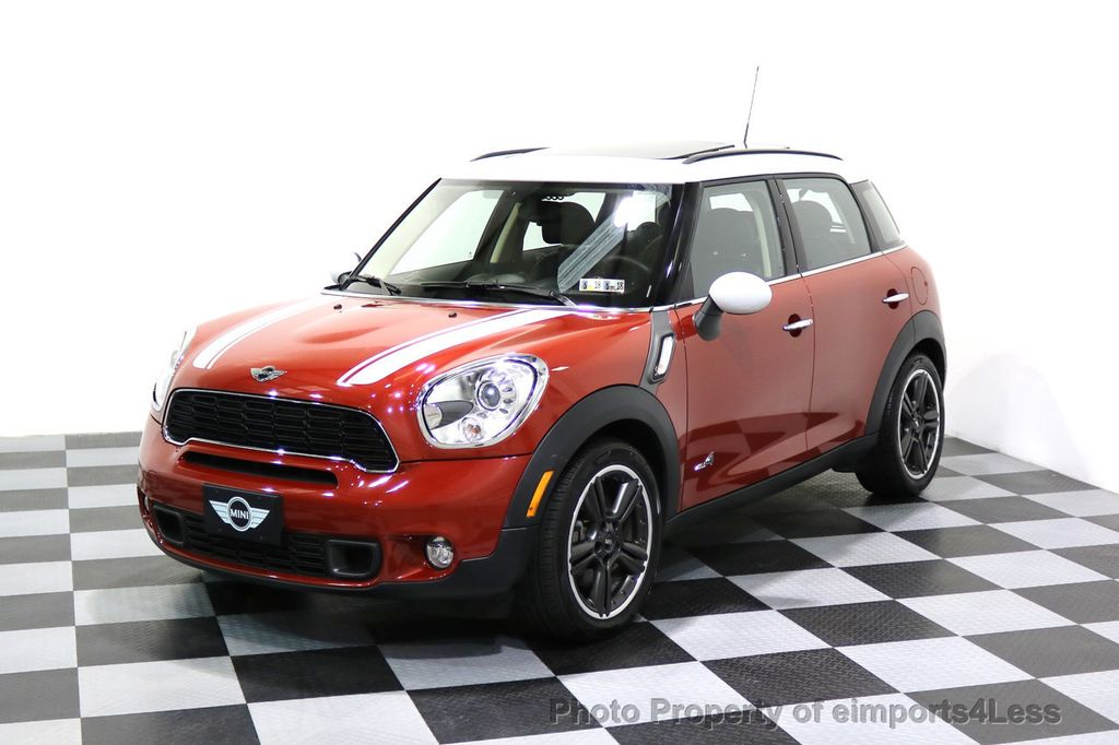 2014 MINI Cooper S Countryman CERTIFIED COUNTRYMAN S ALL4 AWD 6 SPEED NAVIGATION - 17245374 - 39