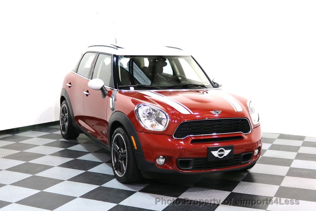2014 MINI Cooper S Countryman CERTIFIED COUNTRYMAN S ALL4 AWD 6 SPEED NAVIGATION - 17245374 - 40