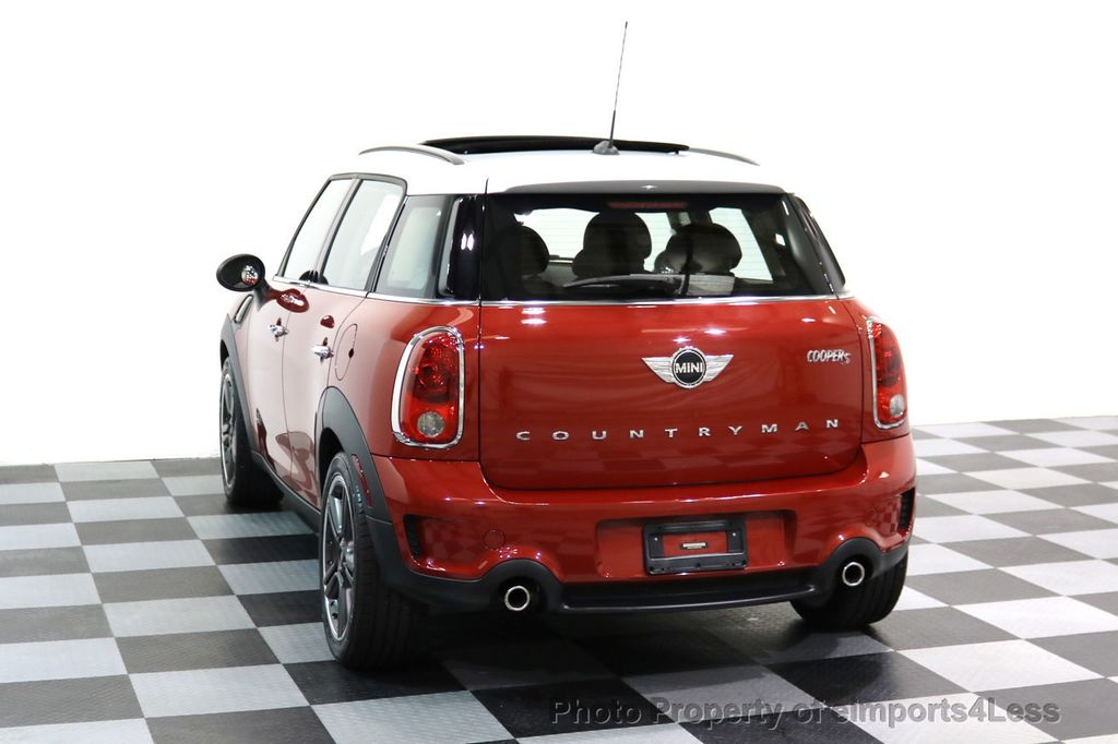 2014 MINI Cooper S Countryman CERTIFIED COUNTRYMAN S ALL4 AWD 6 SPEED NAVIGATION - 17245374 - 41