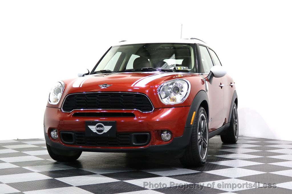 2014 MINI Cooper S Countryman CERTIFIED COUNTRYMAN S ALL4 AWD 6 SPEED NAVIGATION - 17245374 - 48