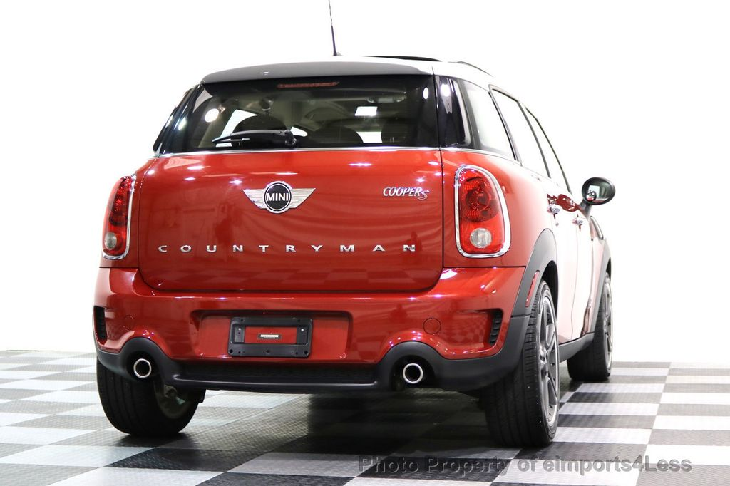 2014 MINI Cooper S Countryman CERTIFIED COUNTRYMAN S ALL4 AWD 6 SPEED NAVIGATION - 17245374 - 50