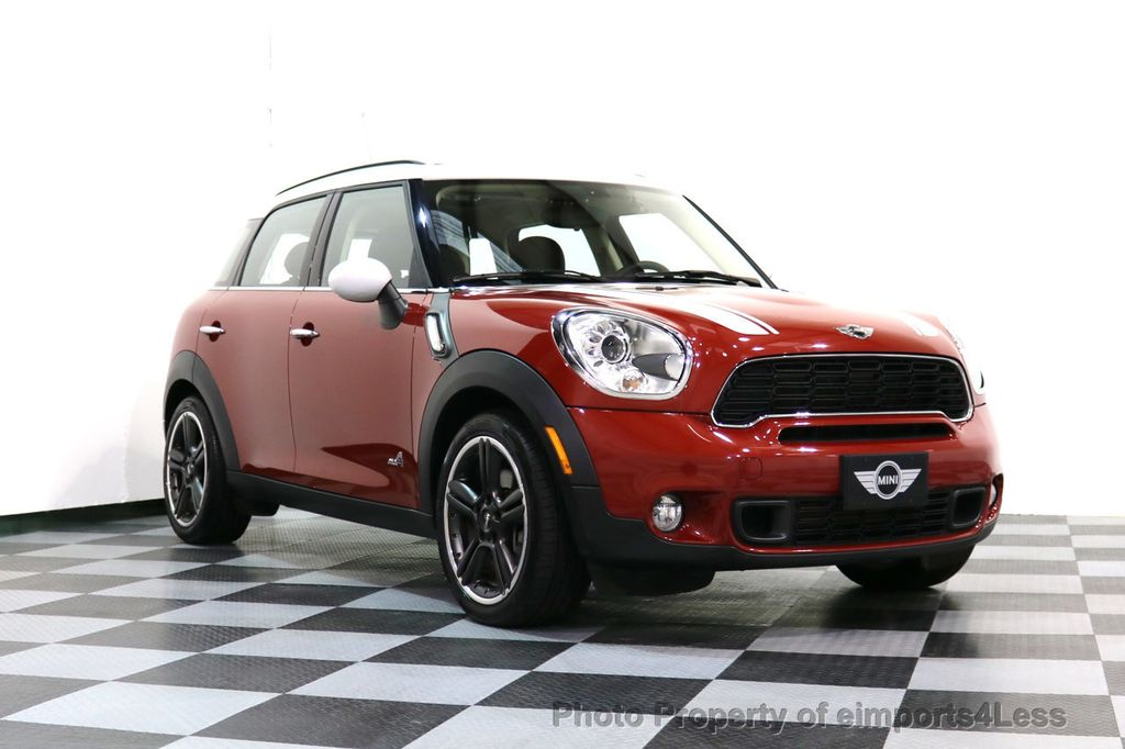 2014 MINI Cooper S Countryman CERTIFIED COUNTRYMAN S ALL4 AWD 6 SPEED NAVIGATION - 17245374 - 51