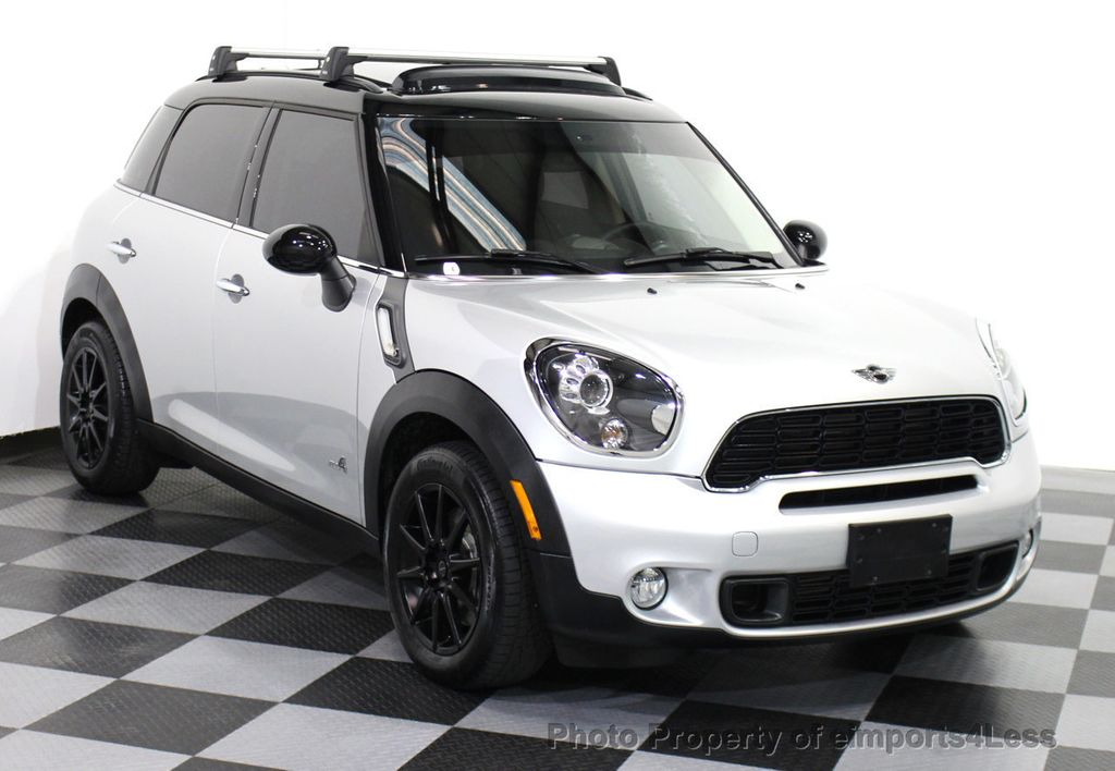 2014 used mini cooper s countryman certified countryman s all4 awd navigation at eimports4less. Black Bedroom Furniture Sets. Home Design Ideas