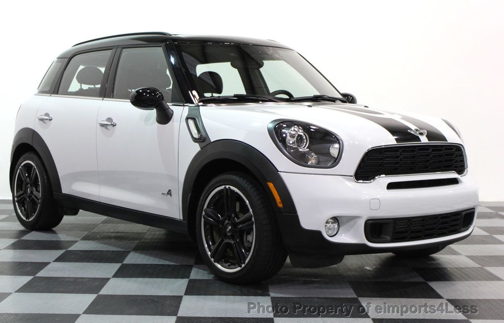 Mini Cooper Awd >> 2014 Used Mini Cooper S Countryman Certified Countryman S All4 Awd