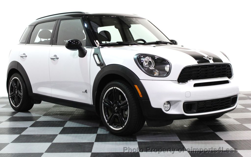 2017 Mini Cooper S Countryman Certified All4 Awd Suv 15966481 27