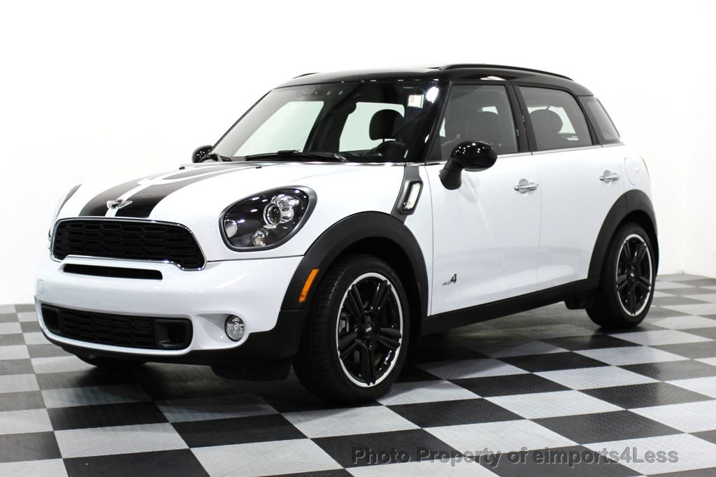 2017 Mini Cooper S Countryman Certified All4 Awd Suv 15966481 54