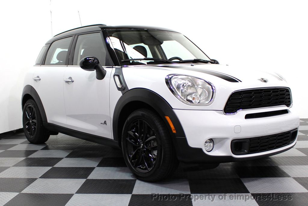 2014 used mini cooper s countryman certified countryman s all4 awd