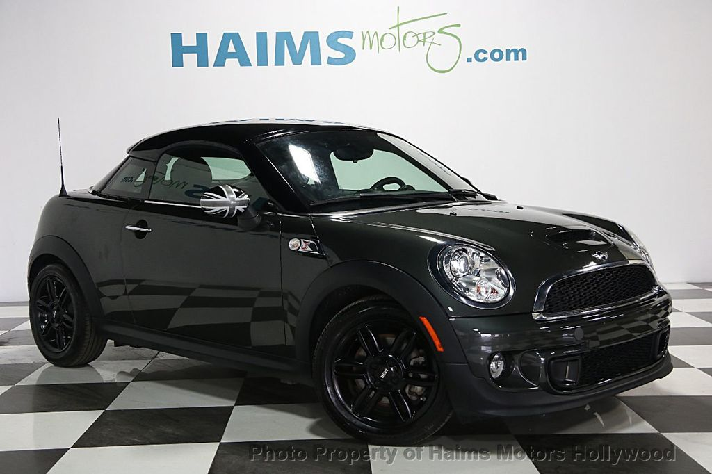 2017 Mini Cooper S Coupe 2dr 15716576 2