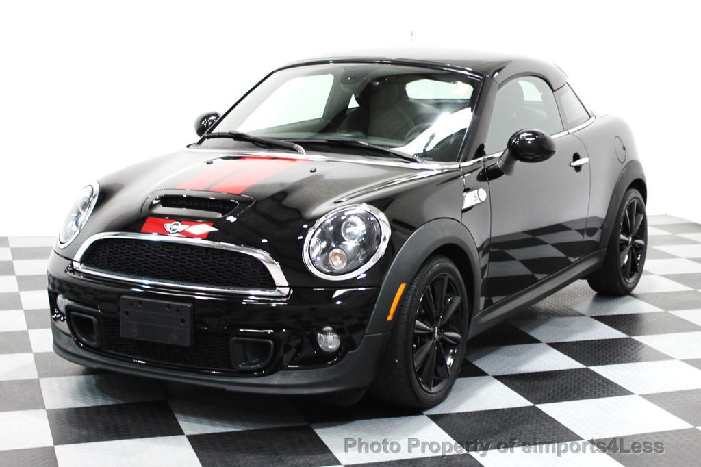 Used Mini Coopers >> 2014 Used MINI Cooper S Coupe CERTIFIED COOPER S SPORT PACKAGE COUPE at eimports4Less Serving ...