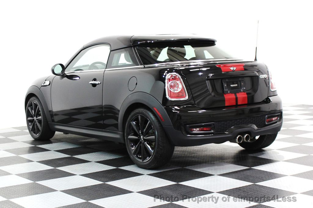 2014 MINI Cooper S Coupe CERTIFIED COOPER S SPORT PACKAGE COUPE - 16067265 - 11