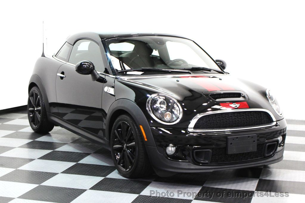 2014 MINI Cooper S Coupe CERTIFIED COOPER S SPORT PACKAGE COUPE - 16067265 - 18