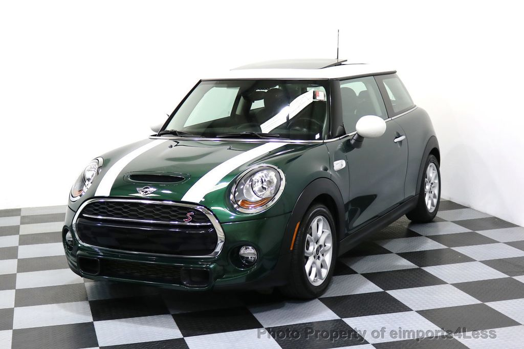 2014 MINI Cooper S Hardtop 2 Door CERTIFIED COOPER S HATCHBACK  - 17308040 - 0