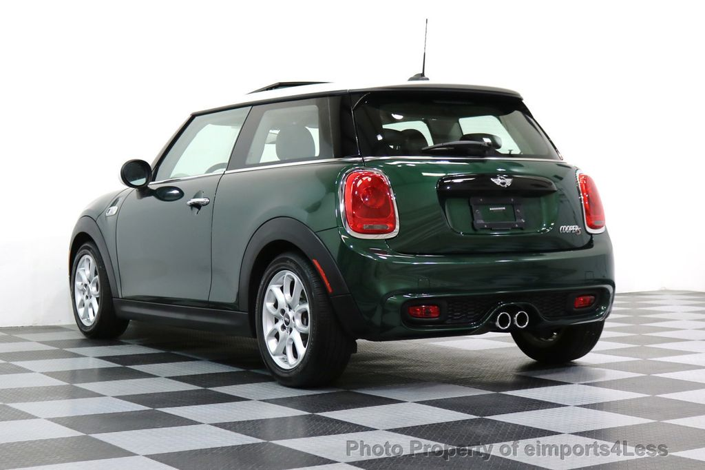 2014 MINI Cooper S Hardtop 2 Door CERTIFIED COOPER S HATCHBACK  - 17308040 - 14