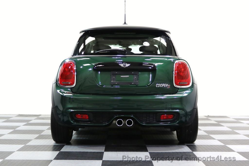 2014 MINI Cooper S Hardtop 2 Door CERTIFIED COOPER S HATCHBACK  - 17308040 - 15