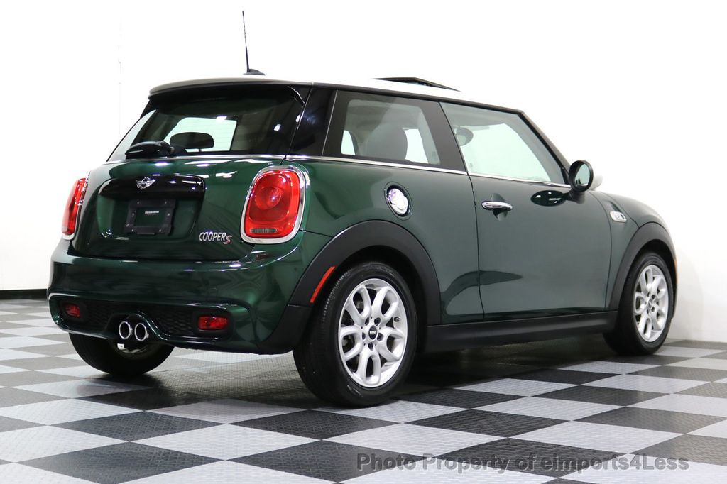 2014 MINI Cooper S Hardtop 2 Door CERTIFIED COOPER S HATCHBACK  - 17308040 - 16