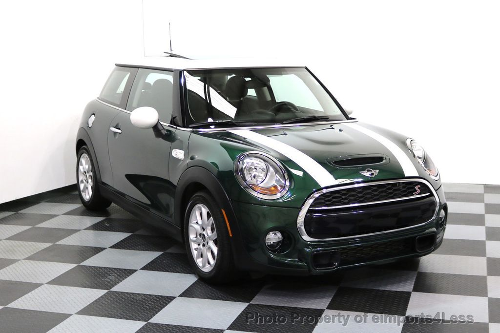 2014 MINI Cooper S Hardtop 2 Door CERTIFIED COOPER S HATCHBACK  - 17308040 - 1