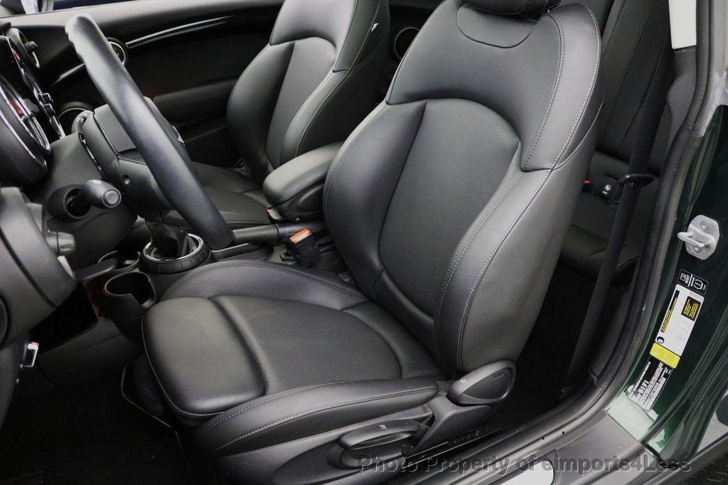 2014 MINI Cooper S Hardtop 2 Door CERTIFIED COOPER S HATCHBACK  - 17308040 - 21