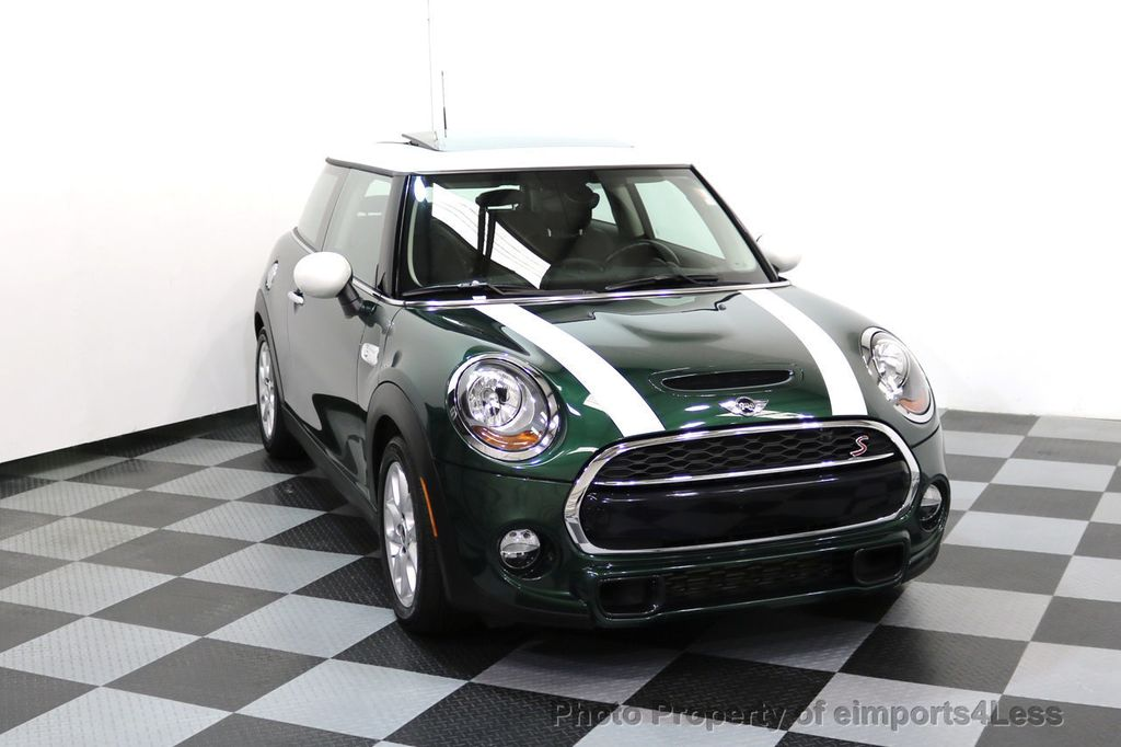 2014 MINI Cooper S Hardtop 2 Door CERTIFIED COOPER S HATCHBACK  - 17308040 - 27